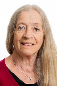 Bild på Lotta Hallberg