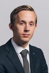 Bild på Niklas Arvidsson