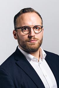 Bild på Oliver Öberg