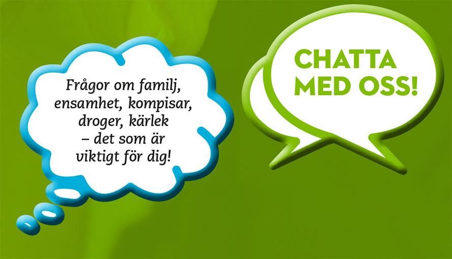 chat svenska