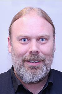 Bild på Robert Strömbom
