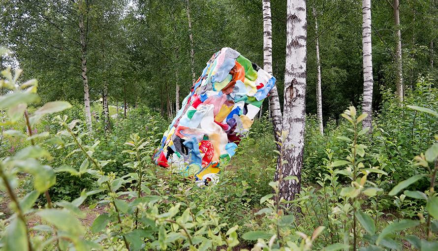 Karta Skulpturer Boras.Skulpturer Och Gatukonst Boras Stad